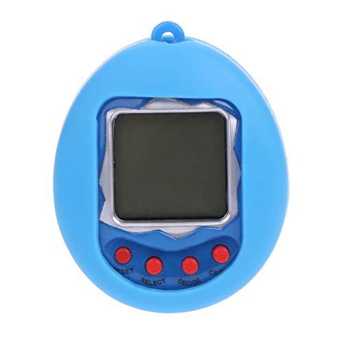 kofun pet elettronico, 90s nostalgic 168 animali in 1 virtual cyber   pet toy tamagotchis pet elettronico compleanno di natale ideale pet elettronico regalo per bambini colore a caso