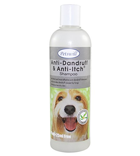 Petswill Anti Dandruff & Anti Itch Shampoo 475 ml