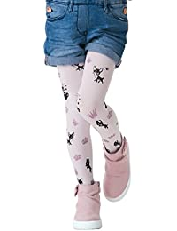 7eef6b0805f Excellent kids tights with pattern Sisi semi-opaque Knittex