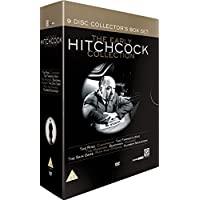 The Early Hitchcock Collection