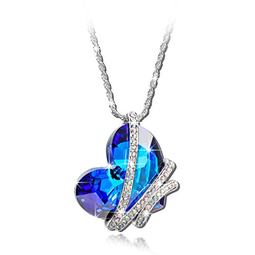best-gifts-venice-love-blue-swarovski-elements-crystal-white-gold-plated-heart-pendant-women-necklac