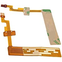 LIBERTY 2Pcs Camera Replacement Lens Line for Focus Aperture Flex Cable for Canon EF-S 18-55mm is Camera Parts