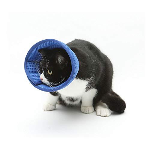 ASOCEA Weiches Haustier-Halsband für Hunde, Katzen, Kaninchen