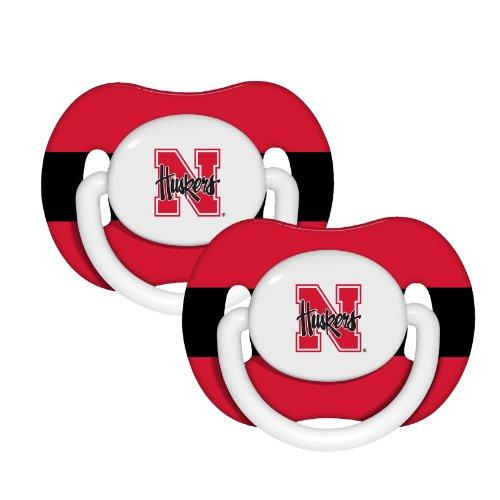 ncaa-nebraska-cornhuskers-2-pack-pacifier