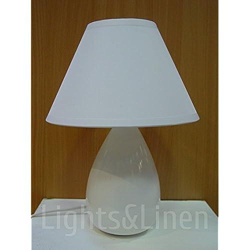 White table lamps amazon aloadofball Gallery