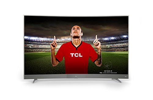 TCL U55P6096 Curved TV Test