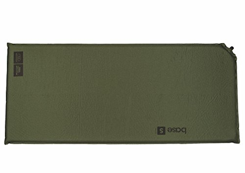 Highlander Army Military Self Inflating Air Bed Camping Mattress Foam Sleeping Mat Roll Green 1