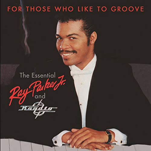 For Those..-Annivers- (Ray Parker Jr-cd)