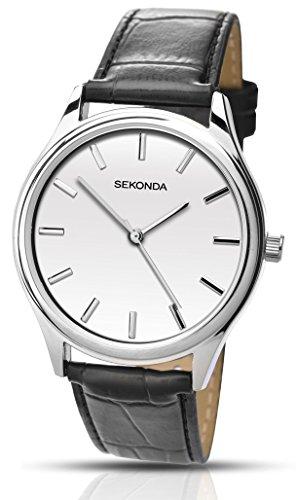 sekonda-1121-reloj-de-cuarzo-para-hombres-con-esfera-analogica-y-correa-de-poliuretano-color-negro