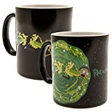 GB Eye, Rick e Morty, Portal, Tazza Magica Che Cambia de Colore