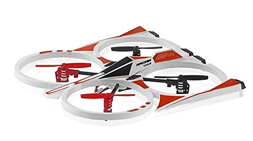 Ninco 530090076 - Air Quadrone Mini, 184 mm