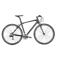 REID Men's Urban X0 Commuter And Folding Bike - Black, Large