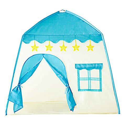 YYFZ Kinder Tipi Zelt Kinder Tunne Indoor Spiel Junge Mädchen Spielzeug hängend Kronleuchter ist EIN schönes Geschenk