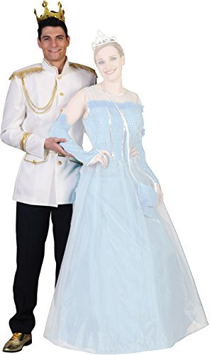 Prinz Kostüm Charming - Prinz Charming Kostüm für Herren Gr. 52 54