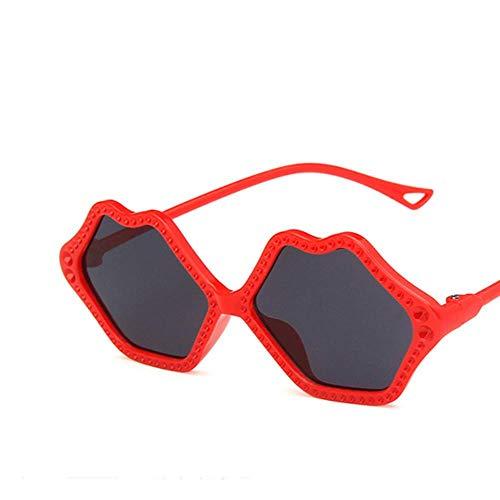 MDWBR Jungen Mädchen Sonnenbrille Kinder Katzenauge Brillen SonnenbrilleLiebe Herz Baby Mode UV400,4