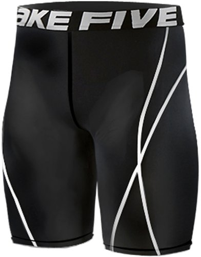 New-022-Skin-Tights-Compression-Leggings-Base-Layer-Running-Short-Pants-Mens