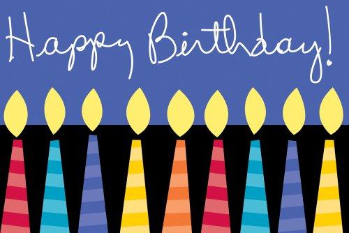 Creative Converting 8Party Einladungen, Geburtstag Zählen (Teen Party-einladungen)