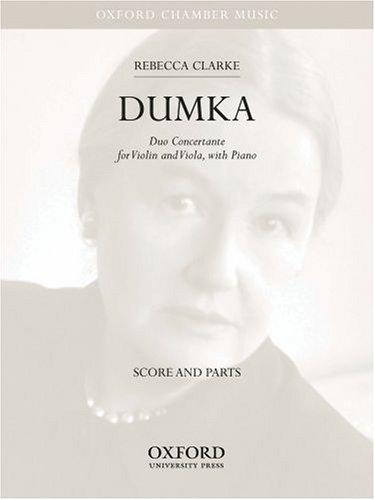 Dumka: Score and Parts