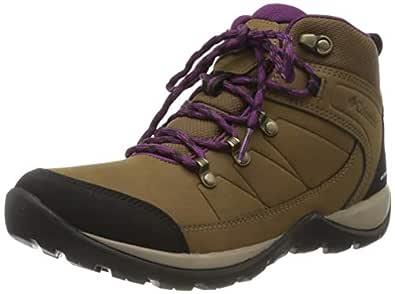Columbia Fire Venture L Mid II WP, Stivali da Escursionismo