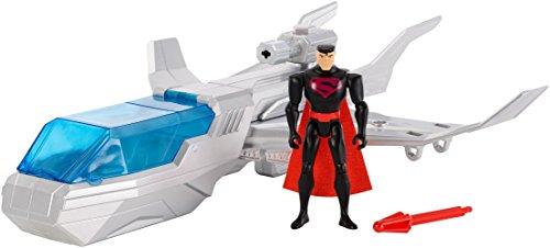 Justice League Action fgp35 Superman und Gerechtigkeit 1 Fahrzeug Set