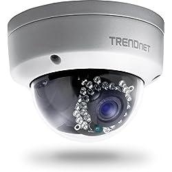TRENDnet TV-IP321PI Caméra réseau dôme IR HD PoE 1,3 MP extérieure