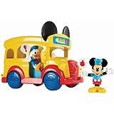 Fisher-price - Cbp00 - Véhicule Miniature - Le Bus De L'école