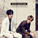 Super Junior D&E - [ THE BEAT GOES ON ] CD Package Sealed K-POP Donghae & Eunhyuk