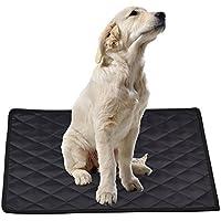 Alfombrilla antideslizante multifuncional para mascotas, para asiento de coche, para comida, para perros y gatos de varios tamaños