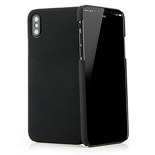 QUADOCTA Premium Ultra Slim Hülle kompatibel mit iPhone X, iPhone XS (5,8