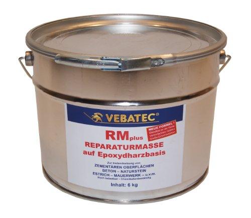 Vebatec - RMplus 2-Komponenten Reparaturmasse 6 kg (21,24 €/kg)