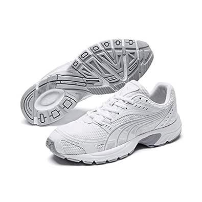 Puma Unisex Adult Axis White-High Rise Sneakers-4 UK (37 EU) (5 US) (36846502_4)