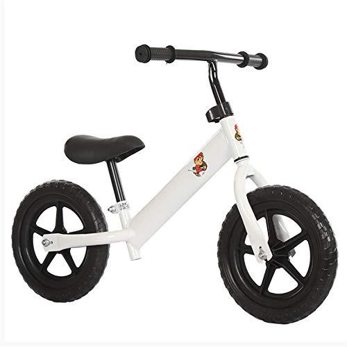 JOOF Kindertaxi Rutsche Auto Kein Fuß Zwei Rad Ausgeglichenes Auto Fahrrad 12 Zoll