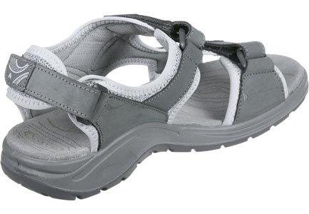 Lowa Damen Outdoorsandalen Grau (grau/graublau)