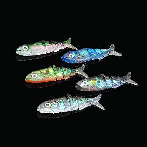 Bazaar 12cm pêche leurre leurre souple de proberos monochrome pas crochet appâts