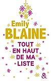 Tout en haut de ma liste - Un roman choral idéal pour Noël, par la star de la romance française !