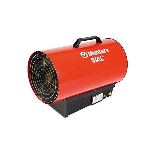 Perel Astro de 30mn Generador de aire caliente, 31,18kW, 530mm x 280mm...