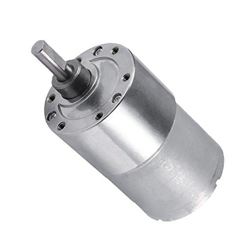 MagiDeal 37gb-3530 Dc Hohe Drehmoment Elektrische Getriebe Motor Ersatz Motor - 12V 1000rpm -