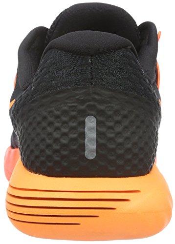 Nike Lunarglide 8, Chaussures de Running Compétition Homme Multicolore (Black/Multi/Color/Team Red/Total Crimson)