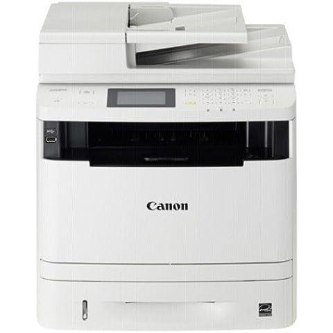 Canon i-SENSYS MF416dw Laser A4 Wifi Color blanco - Impresora multifunción (Laser, Mono, Mono, Color, Mono, Copiar, Fax, Imprimir, Escanear)