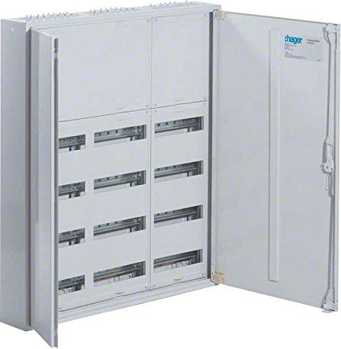 Hager Feldverteiler,univers N FWB62N 950x550x161mm univers N Installationskleinverteiler 3250612735808