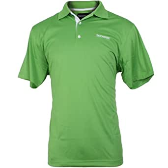 Stromberg 2012 Men's La Manga Cool Dry Golf Polo Shirt Green Large
