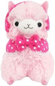 "Llama Girly Alpaca 12"" Prime Plush Pink"
