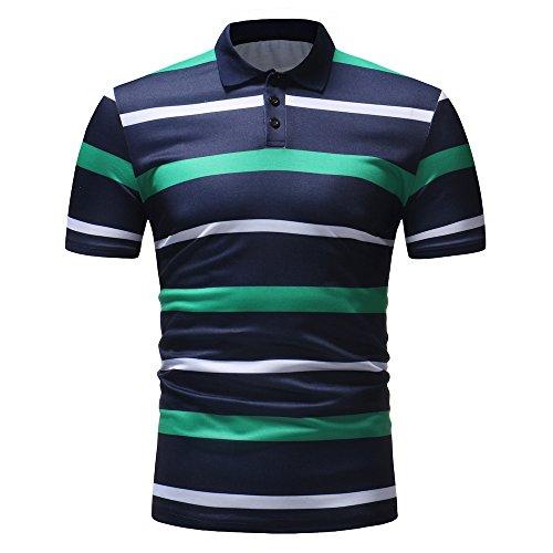 Polo Radient Polo Shirt Men 2018 Brand Clothing Patchwork Polo Shirt Cotton Short Sleeve Poloshirt Men Camisa Masculina Black Shirt Tops & Tees