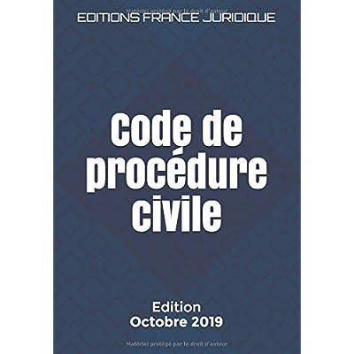 Code de procédure civile: Version mise à jour