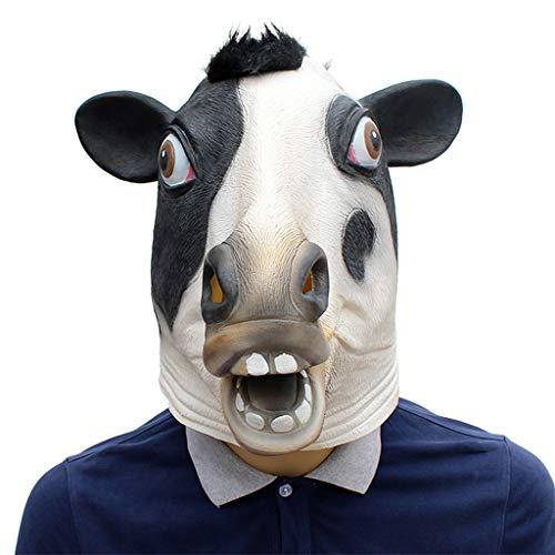 Sexy Kostüm Koala - Lifet Halloween Masken Latex, Maske Tier Erschreckend Mask Koala für Party Kostüm, Weihnachten, Cosplay Festival Party Show 30 x 13 x 32 cm (Mehrfarbig)