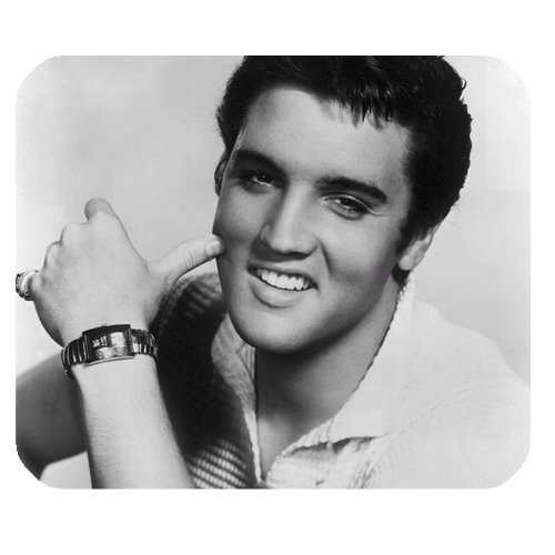 Preisvergleich Produktbild Elvis Presley Mouse Pad,  Office Mouse Pad