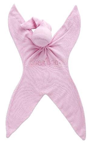 Cuski Baby Comforter Pinkee-Boo (Single, Pink)