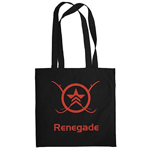 Texlab–Renegade–sacchetto di stoffa Nero