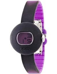 ODM Unisex-Armbanduhr Candy Digital Silikon mehrfarbig DD122-4
