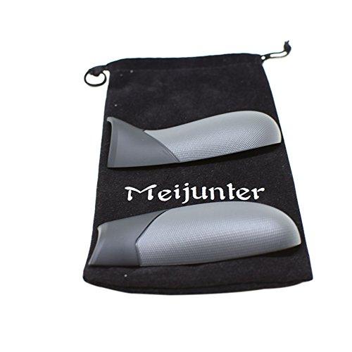 meijunter-replacement-rear-handle-grip-left-right-panel-1-pair-for-xbox-one-elite-controllerblack